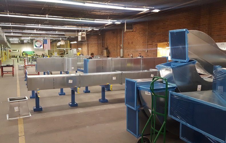 Environmental Air Systems Ductwork